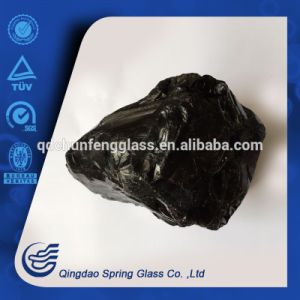 Black Large Glass Rocks pictures & photos