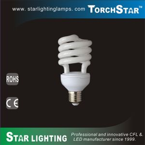 8000hrs Lifetime PBT Case Tri-Phosphor 18W Energy Saving Lamp