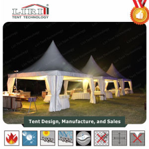 6X6m Marquee Pagoda Party Tent Made in China for Sale pictures & photos