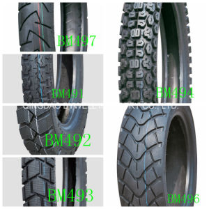 Bywell Motorcycle Tires with Best Quality and Tvs Design (promotion price) pictures & photos