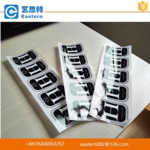 Round Corners Glossy Lamination Stick Paper Adhesive Sticker pictures & photos