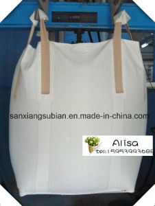 PP Big Bag/Ton Bag /Jmbo Bag(for Sand, Building Material, Chemical, Flour, Sugar and So on