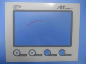 Press Touch Screen Graphic Overlay Keypad Keyboard Membrane Switch pictures & photos