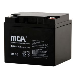 UPS Battery 12V42ah pictures & photos