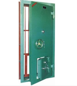 Bank Steel Security Vaults Safe Doors for Sale/Explosive Safe/Safe Box/Vault Door pictures & photos