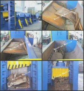 Heavy Duty Scrap Steel Baling Shear
