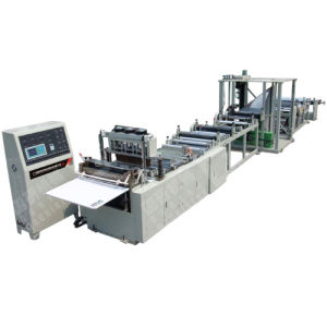 Full Automatic Non-Woven Fabrics Bag Making Machine (GY-600/900/1200/1400) pictures & photos