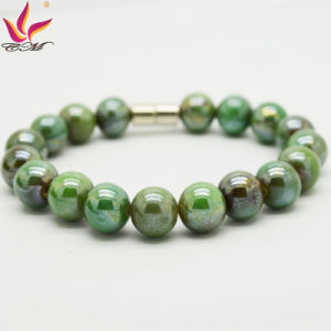 Tmb010 Fashion Tourmaline Beads Jewelry Bracelet for Male Female pictures & photos