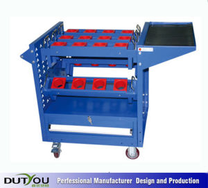 Workshop Used Storage Tool Cabinet and Trolley