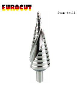 High Speed Steel (HSS) Step Drill