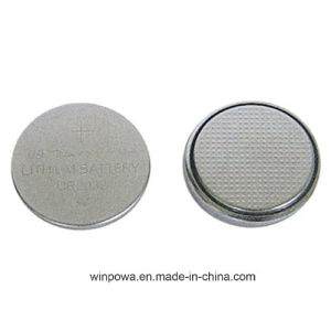Powerful 240mAh 3V Lithium Button Cell Battery Cr2032 pictures & photos