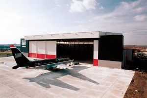 Light Steel Structure Aircraft Hangar pictures & photos