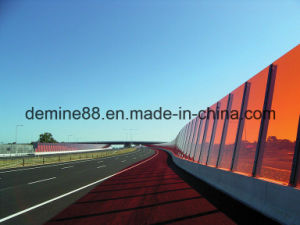 UV Resistance Clear PC Sheet for Sound Insulation on The Highway pictures & photos
