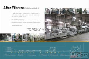 Hollow Conjugated Fiber Production Line