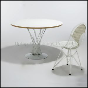 Modern Hotel Dining Furniture Set Isamu Noguchi Table (SP-CT584) pictures & photos