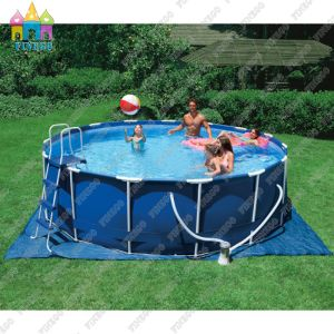Steel Frame Swimming Pool pictures & photos