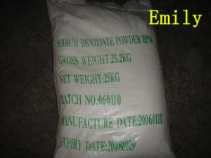 Factory Price for Sodium Benzoate for Food Preservatives pictures & photos
