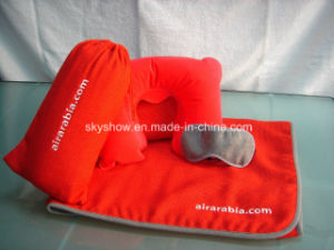 Polyester Blanket Set (SSB0164) pictures & photos