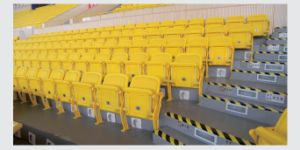 Merit Fixed Seating Arena Seat for Basketball Softball Entertainment Sports Games