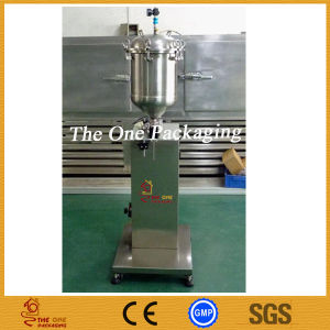 Cosmetics Cream Filler/ Lipgloss Filler/Filling Machine pictures & photos
