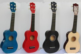 "21"" 4-Strings Ukulele (CSBL-UK100) pictures & photos"