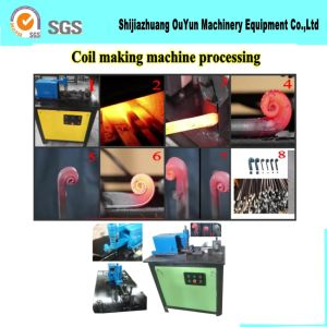 Thread Rolling Machine/Making Coil Machinery for Decorative pictures & photos