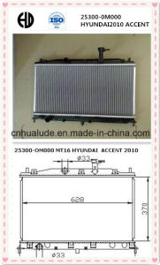 Hot Sale Cheap Aluminum Brazed Car Radiator Oe: 25300-0m000 pictures & photos