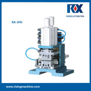 Rx-3fn Pneumatic Stripping Twisting Machine for Multi-Core Wire