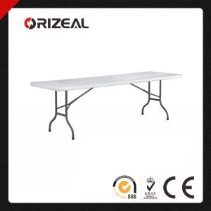 Orizeal 8ft Cheap Plastic Folding Table Oz-T2018 pictures & photos