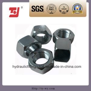 Carbon Steel DIN 2353 Hydraulic Tubing Nut