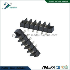 5pin pH11.00mm Barrier Terminal Blocks Straight Type Terminal with Hole pictures & photos
