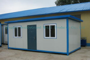 Best Design Prefabricated Mobile House for Living pictures & photos