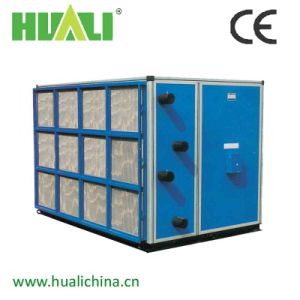 HVAC Ahu Horizontal Air Handling Unit Air Conditioner Fan Coil Unit for Air Cooler pictures & photos