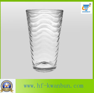 Clear Glass Cup Beer Mug Tumbler Cup Kb-Hn0271 pictures & photos