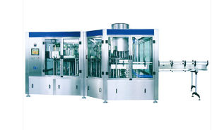 Automatic Rinsing Filling Capping Machine pictures & photos