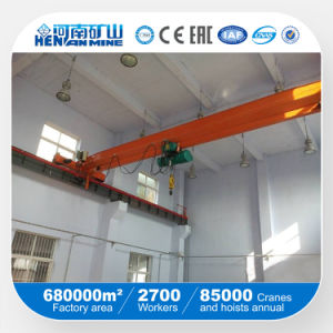 Single Beam Overhead Travelling Eot Crane Price pictures & photos