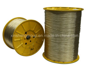2013 Hot Selling Steel Tire Cord Brass Coated Wire pictures & photos