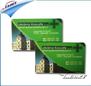 125kHz Proximity Blank Printable Em4100 RFID Card pictures & photos