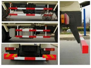 Fuel Truck Effective Volume of Tank: 5.65 Cubic Meters pictures & photos
