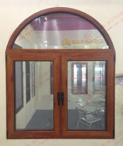 High Quality Aluminium Casement Arch Window (BHA-CWA12) pictures & photos
