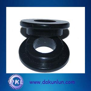 OEM Acetal/Delrin/POM/Nylon Black Plastic Shoulder Washer pictures & photos