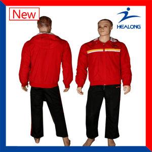 Custom Sport Wear Sublimation Jacket Clothes pictures & photos