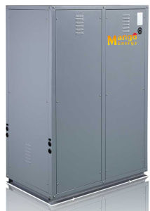 Hot Sale 21.3kw Heating Capacity Heating & Cooling Monoblock Type Geothermal Source Heat Pump pictures & photos