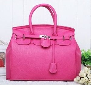 2017 Famous Designer PU Lady Tote Shoulder Women Fashion Hand Bags pictures & photos