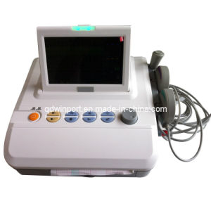 7 Inch Fetal Monitor with CE (300P) pictures & photos