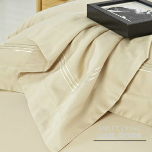 Five Star Hotel Use Full Cotton Bedding Set pictures & photos