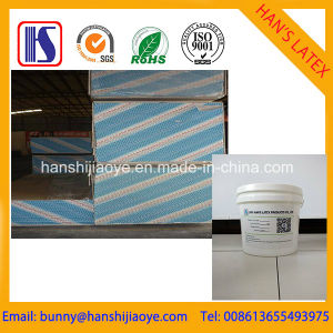 Han′s White Latex Adhesive for Paper Gypsum Board pictures & photos