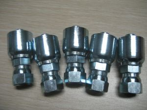 Hydraulic Hose Fitting NPT/Jic/SAE/Bsp pictures & photos