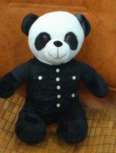 Traditional Chinese Panda Plush Toy (JQ-12251)