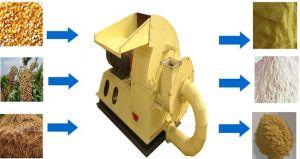 Multi-Functional Corn Crushing Machine Adjustable Wheat Crusher pictures & photos